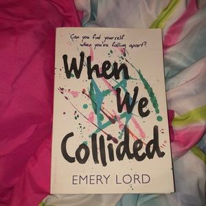 Other - When We Collided book